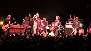 DRIVE BY TRUCKERS WITH THE HOLD STEADY