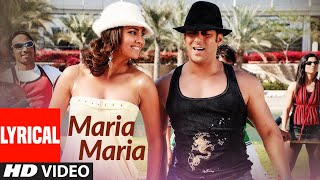 Maria Maria Lyrical | Partner | Salman Khan, Lara Dutta | Sonu Nigam, Sajid, Sunidhi Chauhan  IMAGES, GIF, ANIMATED GIF, WALLPAPER, STICKER FOR WHATSAPP & FACEBOOK