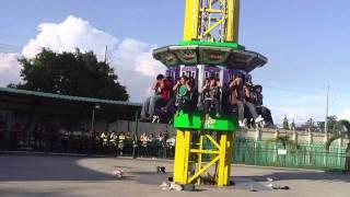 EKstreme Tower Ride at Enchanted Kingdom
