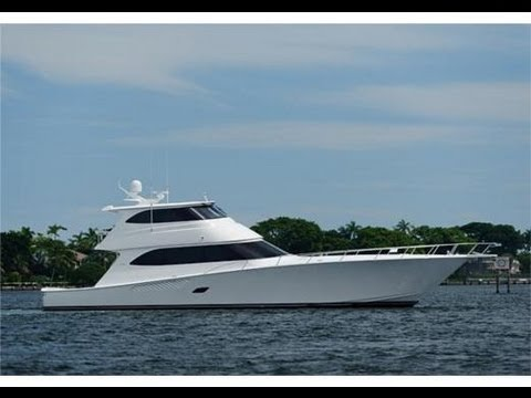 How to build the new Viking 82 Convertible presented by Randall Burg