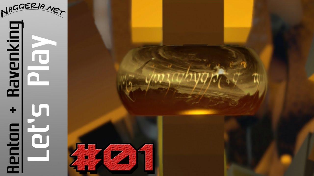 LEGO: Der Herr der Ringe – 01 – Jetzt lassen wir die Sauron raus! (Deutsch / Let's Play)