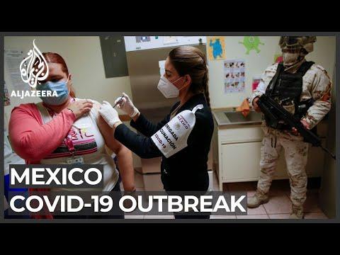 Mexico close to approving Sputnik V COVID-19 vaccine