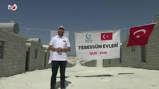 Düzce'den İdlib'e Yardım Eli