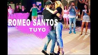 Carlos Espinosa & M Ángeles | Romeo Santos - Tuyo