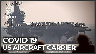 Infected USS Theodore Roosevelt crew to be quarantined in Guam