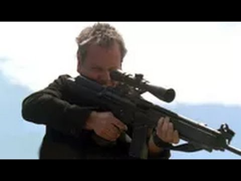 Jack Bauer killing spree at stadium - 24 Season 2 Finale