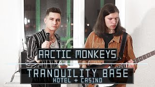 Tranquility Base Hotel & Casino Re Created   Arctic Monkeys Cover