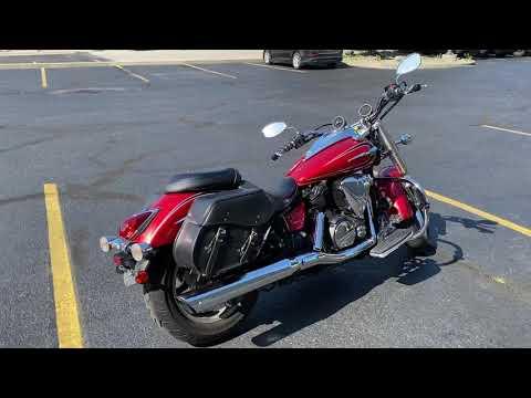 2012 Yamaha V Star 950 in Monroe, Michigan - Video 1