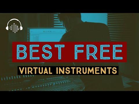 BEST FREE Virtual Instruments & Sample Libraries - SLR Staff Picks