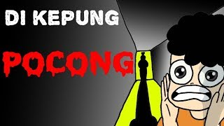 Download Video Kartun Lucu - DiKepung Pocong - Kartun Hantu - Funny Cartoon - Kartun Anak Indonesia MP3 3GP MP4