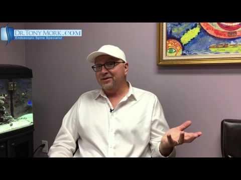 Attività fisiche a una sporgenza di reparto cervicale