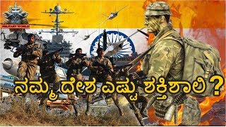 How strong is our indian army | Kannada video