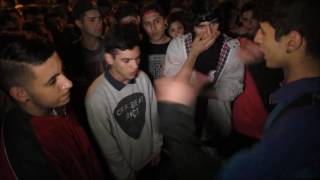 BEELZE DAM VS DANI PAULO | El Campito free X | SEMIS | 23/10