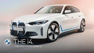 [오피셜] The first-ever BMW i4.