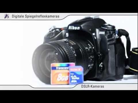 Einführung Digitale Spiegelreflexkameras (DSLR) Teil 1 von 3