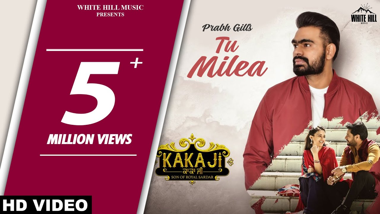 Tu Milea song lyrics in Hindi - Prabh Gill and Mannat Noor