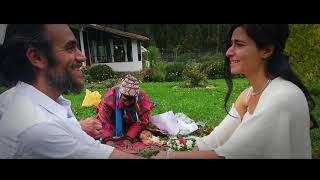 Andean Spiritual Weddind  Cusco
