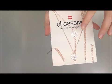 Svůdný náhrdelník Bijou 904 Necklace - Obsessive
