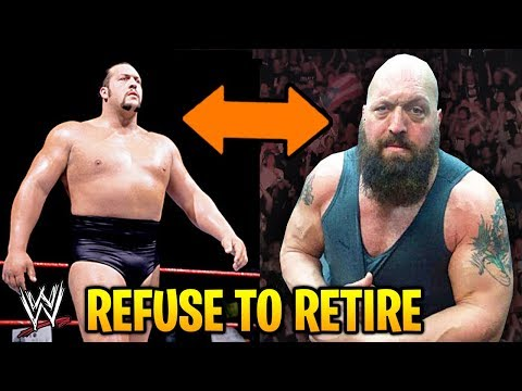 10 WWE Wrestlers Who Refused To Retire! (Oldest WWE Superstars Today)