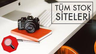 Fotoğraf Satarak Para Nasıl Kazanılır? / Tüm Stok Siteleri / İnceleme
