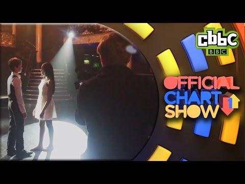 Ed Sheeran 'Thinking Out Loud' Video Remake - Behind The Scenes - CBBC Official Chart Show mp3