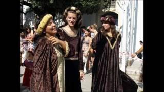 preview picture of video 'Cavalcata Storica 29 agosto 2011 - Bovino (FG).'