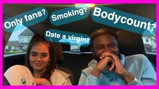 Asking A Boy Q's Girls Are Too Afraid To Ask Boys   Car Talks