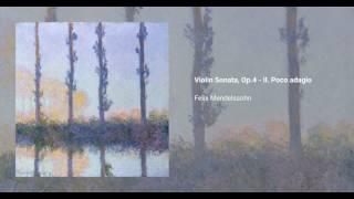 Violin Sonata, Op.4