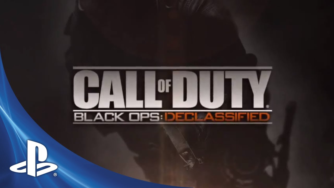 See the First Trailer for Call of Duty: Black Ops Declassified on PS Vita