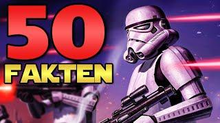 50 krasse FAKTEN über STURMTRUPPEN - STAR WARS FAKTEN