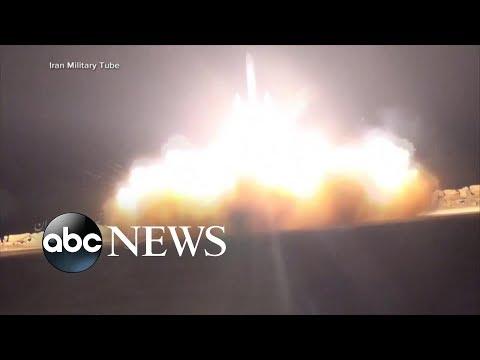 Iran's president calls missile attack a warning to Saudis   ABC News