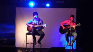 The Anthem   High Five live acustico 10 02 13