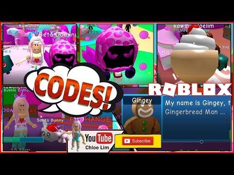 Roblox Gameplay Bubble Gum Simulator Free Dominus Pet 6 Codes