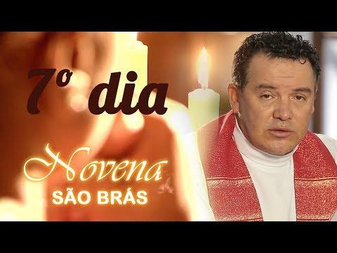 7º Dia da Novena de São Braz - TV Evangelizar - Pelas Vocações