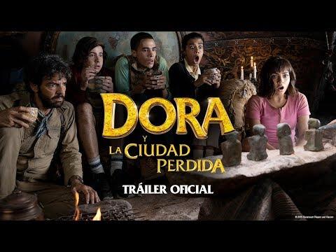 Dora y la Ciudad Perdida trailer