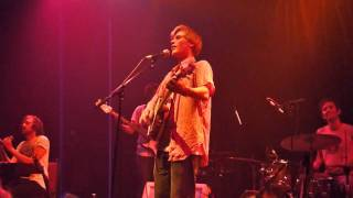 Johnny Flynn : Cold Bread & Eyeless In Holloway : Komedia Brighton : 25 May 2010