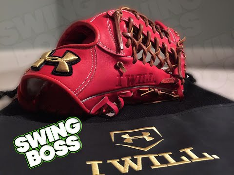 Under Armour Japanese IWILL 12.75″ Baseball Glove Review