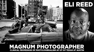 Eli Reed about his story and Magnum photos. Part 1 (русские субтитры)