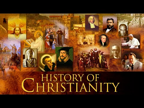 History of Christianity DVD movie- trailer
