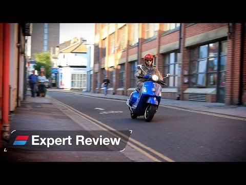 2015 Vespa GTS Super 300 ABS bike review