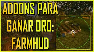 Guía de addons para ganar oro #2 Farmhud | Battle for azeroth