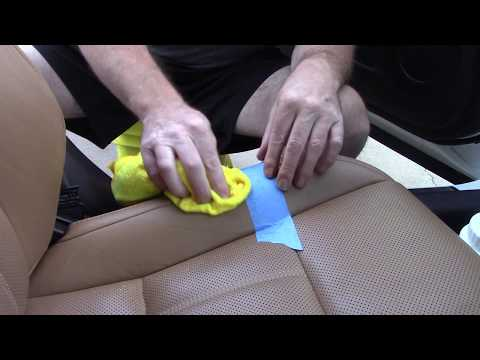 Amazing Cleaner For Car Leather – And Cheap!