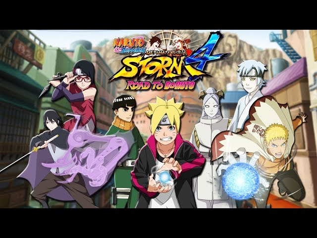 download naruto ultimate ninja storm 4 road to boruto mod ppsspp