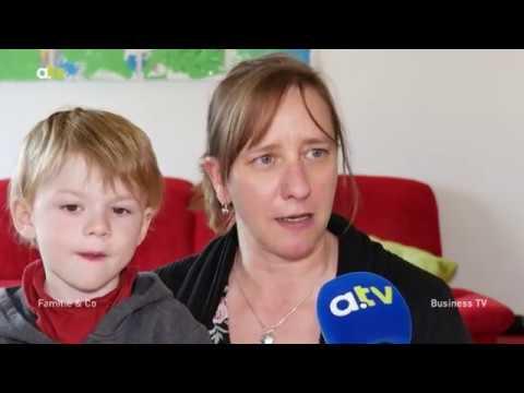Besuch bei einer Tagesmutter in Mering