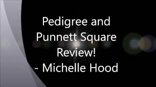 Pedigree And Punnet Square Review