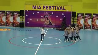 MIA DANCE Praha - Taneční skupina One crew Chodov - IN LOVE