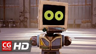 "CGI Animated Short Film: ""Spark"" by Matt Colglazier 