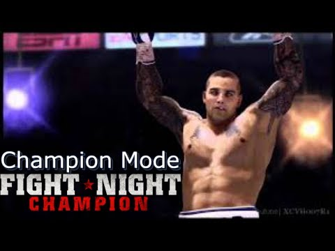 Fight Night Champion PS3 Gameplay Champion Mode Walkthrough Full Movie (200,000 Views Special)