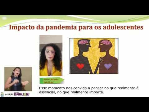 Efeitos da Pandemia para os Adolescentes