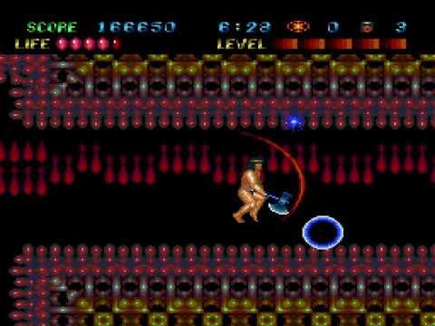 [TAS] PCE The Legendary Axe II by EZGames69 in 11:45,73